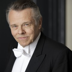 3/4    Mariss Jansons Conductor-Royal Concertgebouw Orchestra Photo: Marco Borggreve