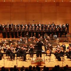 5/8  Orkester in zbor SNG Opera in balet Ljubljana