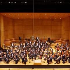 21/73  Carmina Burana-1.7. - Orkester Slovenske filharmonije; foto Janez Kotar