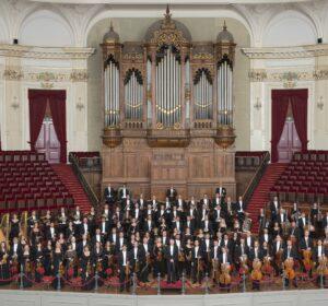 25/73  Concertgebouw - 1.9. - KRALJEVI ORKESTER CONCERTGEBOUW; Simon Van Boxtel