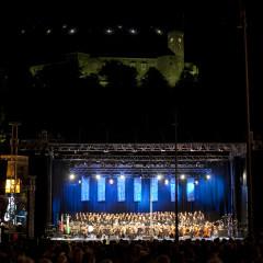 58/73  Otvoritev 61.Festivala Ljubljana; foto Miha Fras