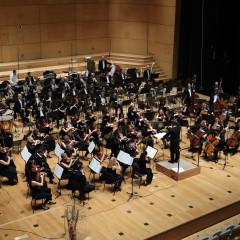 62/73  21.6. Simfoniki RTV Slovenija; foto Hugo Sekoranja