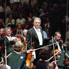 2/7  Izraelski filharmoniüni orkester in Zubin MehtaCredit Shai_Skiff