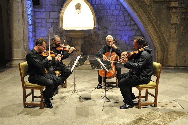 Tartini String Quartet - Festival Ljubljana