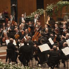 1/7  Izraelski filharmoniüni orkester & Maestro Zubin Mehta - Credit - Shai Skiff